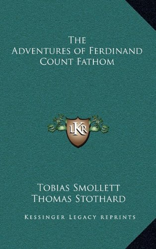 9781163221440: The Adventures of Ferdinand Count Fathom
