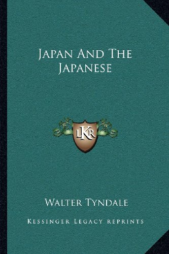 9781163239797: Japan and the Japanese