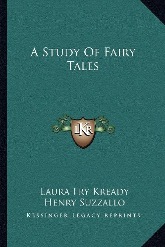 9781163240359: A Study Of Fairy Tales