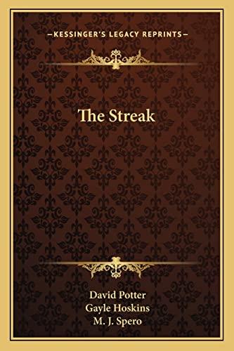 9781163286852: The Streak