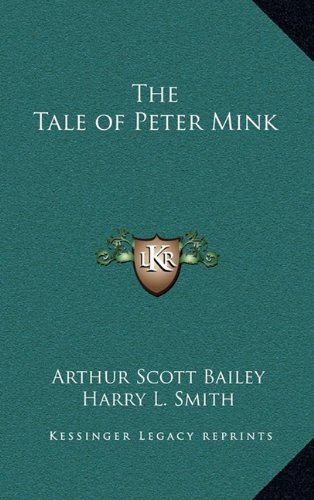 9781163321157: The Tale of Peter Mink