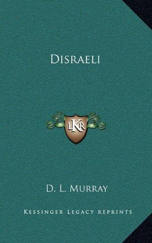 9781163322109: Disraeli