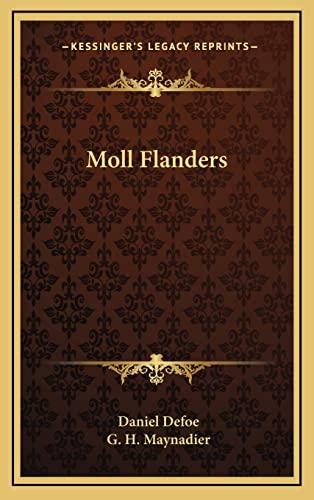 9781163327166: Moll Flanders (Works of Daniel Defoe)