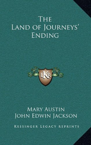 9781163331682: The Land of Journeys' Ending