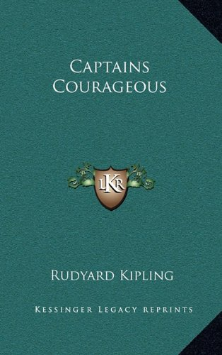 9781163336618: Captains Courageous