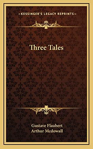9781163351413: Three Tales