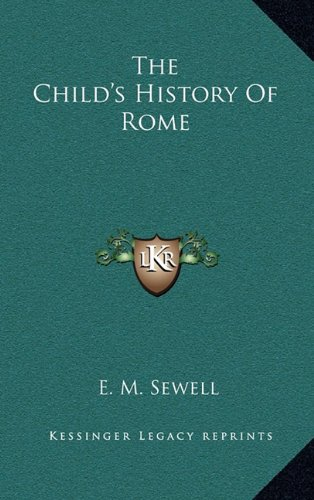 9781163358191: The Child's History Of Rome