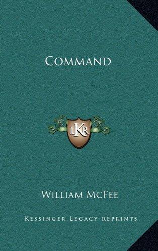 9781163369647: Command