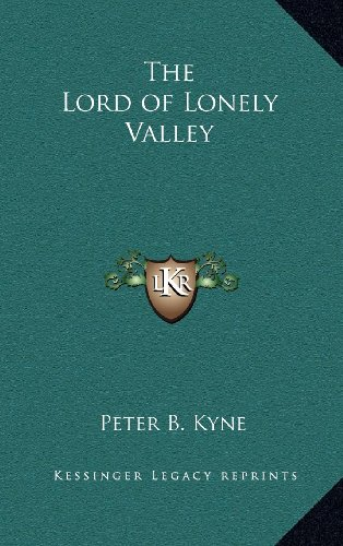 9781163373453: The Lord of Lonely Valley