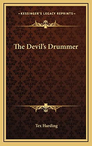 9781163378243: The Devil's Drummer