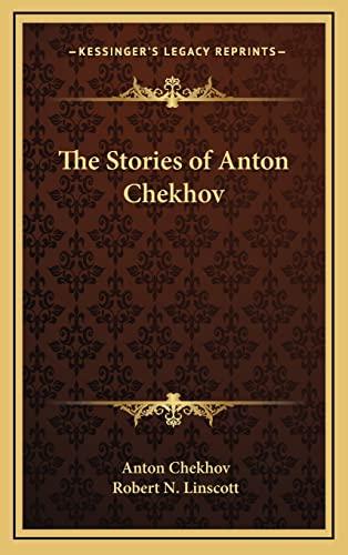 9781163380932: The Stories of Anton Chekhov