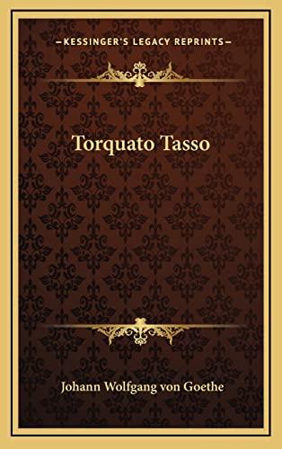 9781163387672: Torquato Tasso