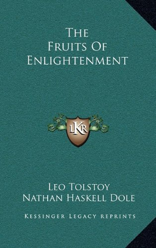 9781163387825: The Fruits Of Enlightenment