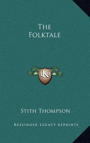 9781163391532: The Folktale