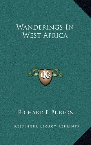 9781163444061: Wanderings In West Africa