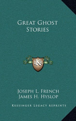 9781163506103: Great Ghost Stories