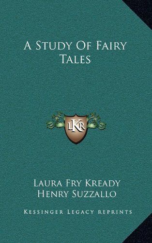 9781163524015: A Study Of Fairy Tales