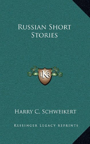 9781163549308: Russian Short Stories