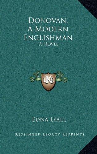 9781163559499: Donovan, A Modern Englishman: A Novel