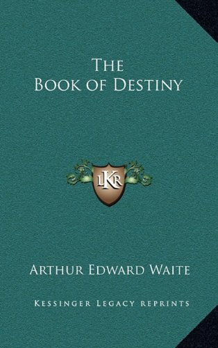 9781163581315: The Book of Destiny