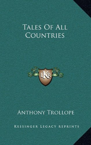 9781163644843: Tales of All Countries
