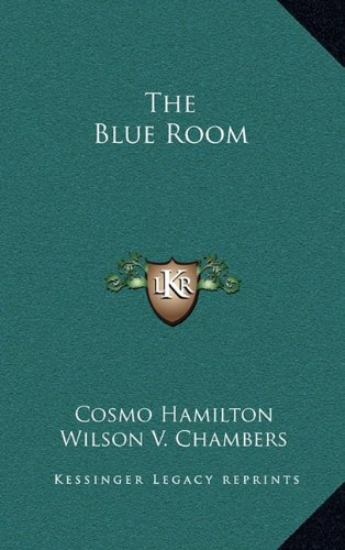 9781163683125: The Blue Room
