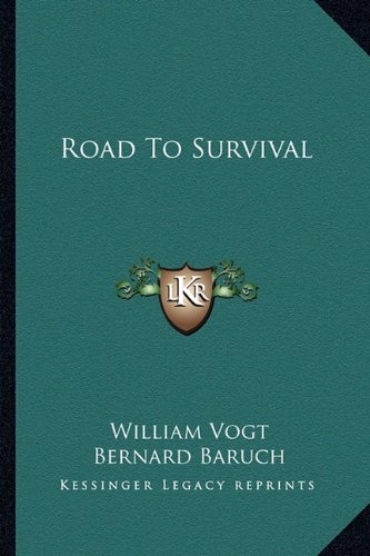9781163699218: Road To Survival