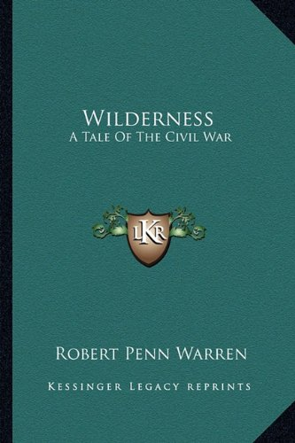 9781163804582: Wilderness: A Tale Of The Civil War