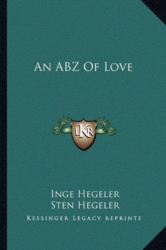 9781163805060: An Abz of Love