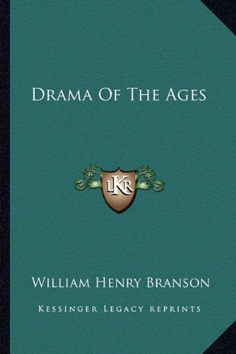 9781163807590: Drama Of The Ages