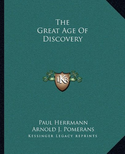 9781163816868: The Great Age Of Discovery