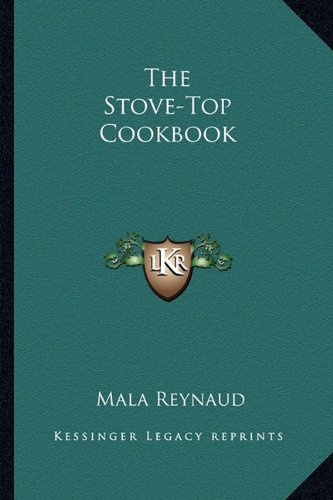 9781163819227: The Stove-Top Cookbook