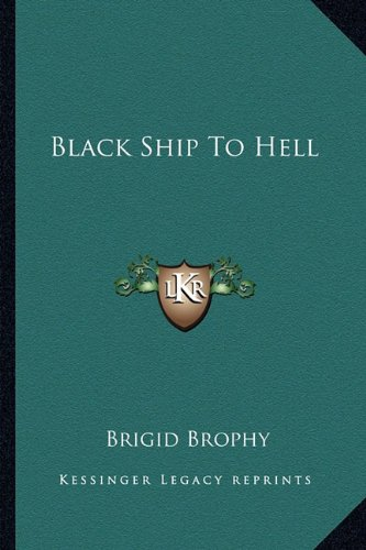 9781163822180: Black Ship To Hell
