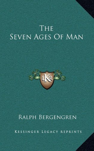 9781163829882: The Seven Ages Of Man
