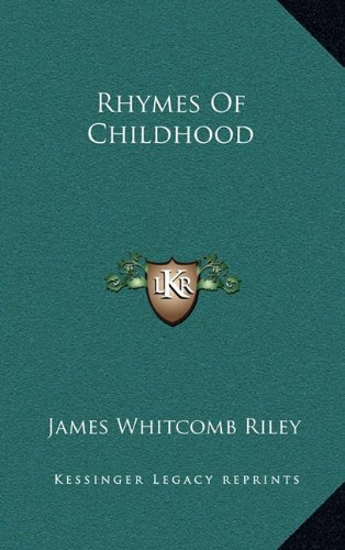 9781163840757: Rhymes Of Childhood