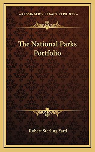 9781163847114: The National Parks Portfolio