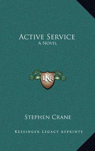 9781163860397: Active Service: A Novel