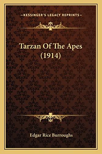 9781163951613: Tarzan Of The Apes (1914)