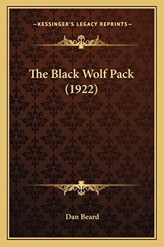 The Black Wolf Pack (1922) (1163971316) by Dan Beard