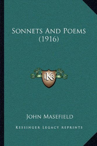 9781163997680: Sonnets And Poems (1916)