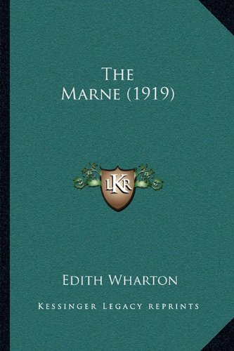 9781164006046: The Marne (1919)