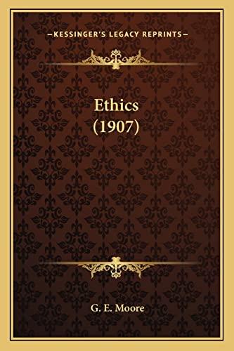 9781164063896: Ethics (1907)
