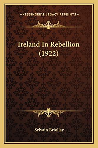 9781164160359: Ireland In Rebellion (1922)