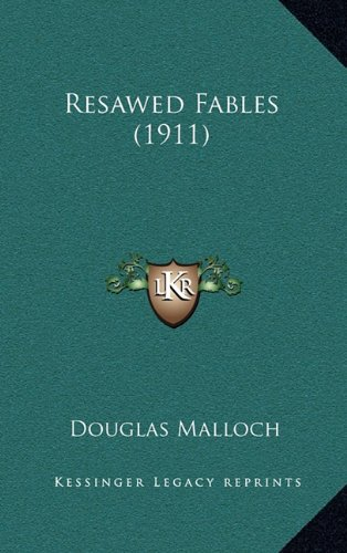 9781164219811: Resawed Fables (1911)