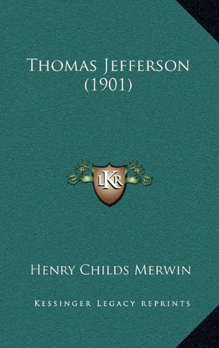 9781164245414: Thomas Jefferson (1901)