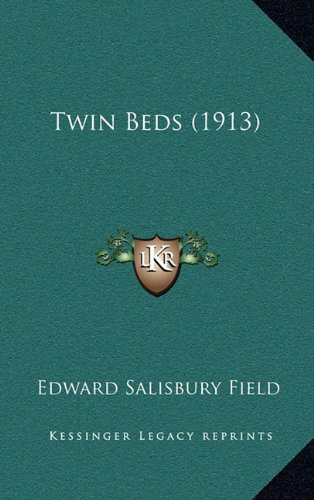 9781164254119: Twin Beds (1913)