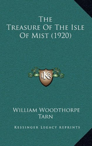 9781164267256: The Treasure of the Isle of Mist (1920)