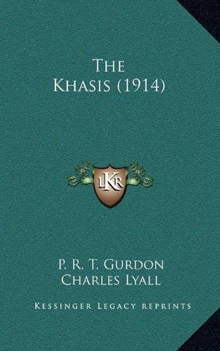 9781164326717: The Khasis (1914)