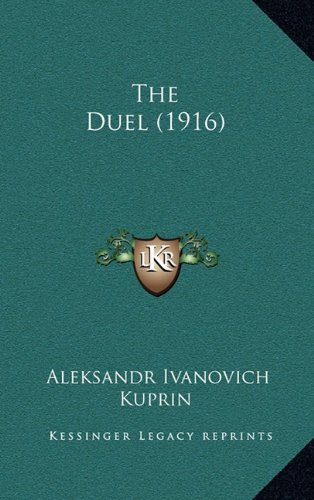 9781164368526: The Duel (1916)