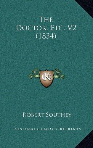 9781164387985: The Doctor, Etc. V2 (1834)